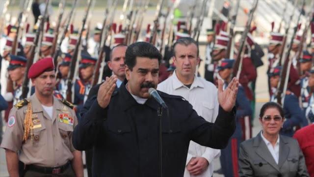 Maduro: El mundo de aquí en adelante no es de sanciones ni guerra