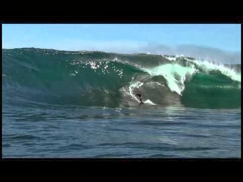 Wade Goodall at Shipsterns - 2014 Wipeout of the Year Entry - Billabong XXL Big Wave Awards
