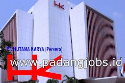 Lowongan Kerja PT. Hutama Karya (Persero) Juli 2018