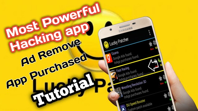 Lucky Patcher Latest Version 2019 (No Root)