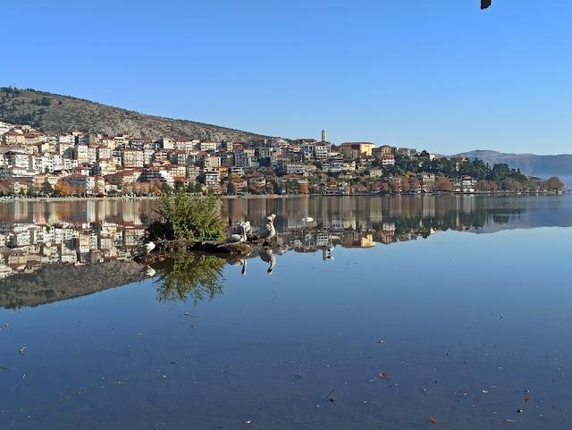 Ο «Γύρος της Λίμνης» της Καστοριάς-Μια μοναδική εμπειρία μέσα στη φύση