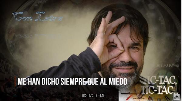 "😱Pasodoble LETRA ""Al miedo"" de Constantino Tovar. Comparsa 🕛Tic-tac, Tic-Tac🕘 (2018)"