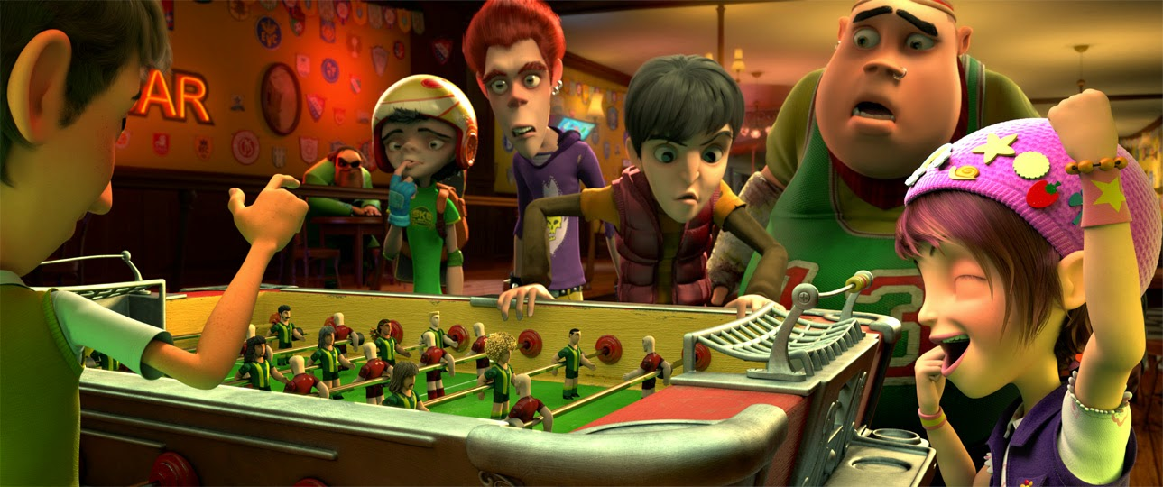 Foosball: The Unbeatables