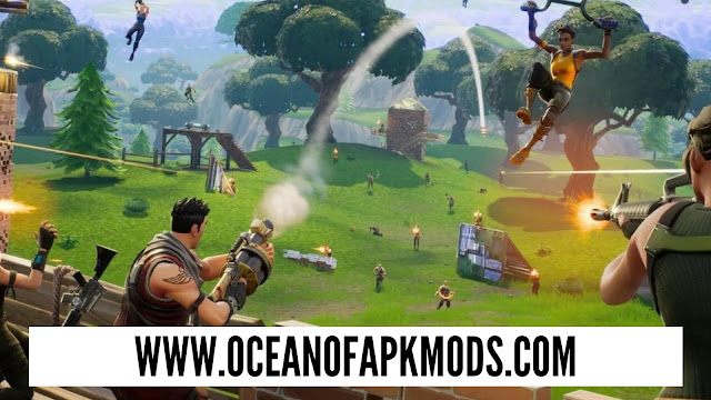 FORTNITE Battle Royale | on mobile| in free (APK+obb) download