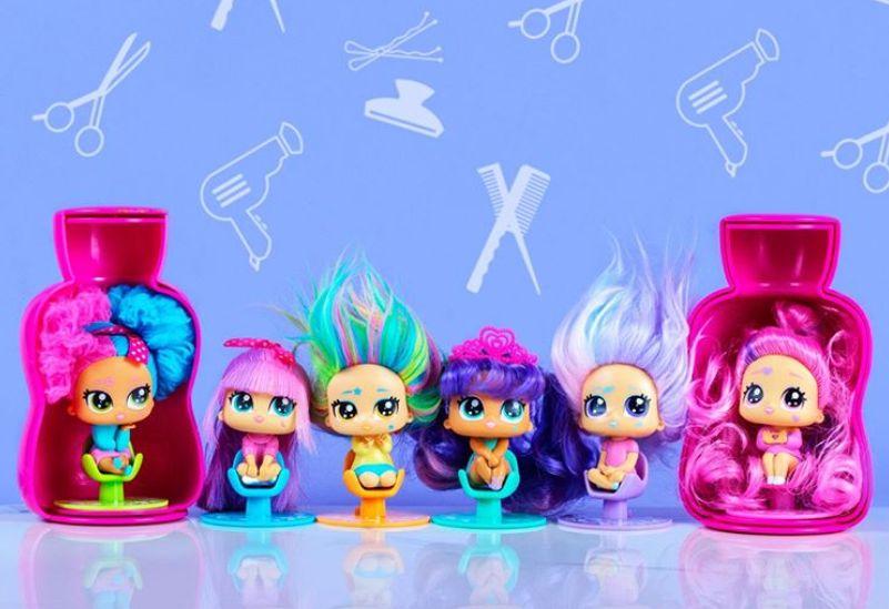 Куклы сюрпризы Hairdooz лучшие игрушки для девочек на Новый Год 2020