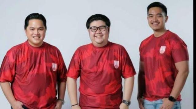Erick Thohir Bantu Dapatkan Sponsor Liga 1, Warganet: Persis Solo Auto Promosi