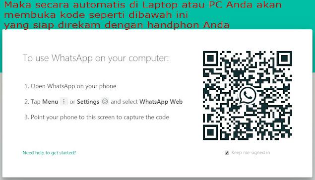 Cara Menggunakan WhatsApp di Laptop