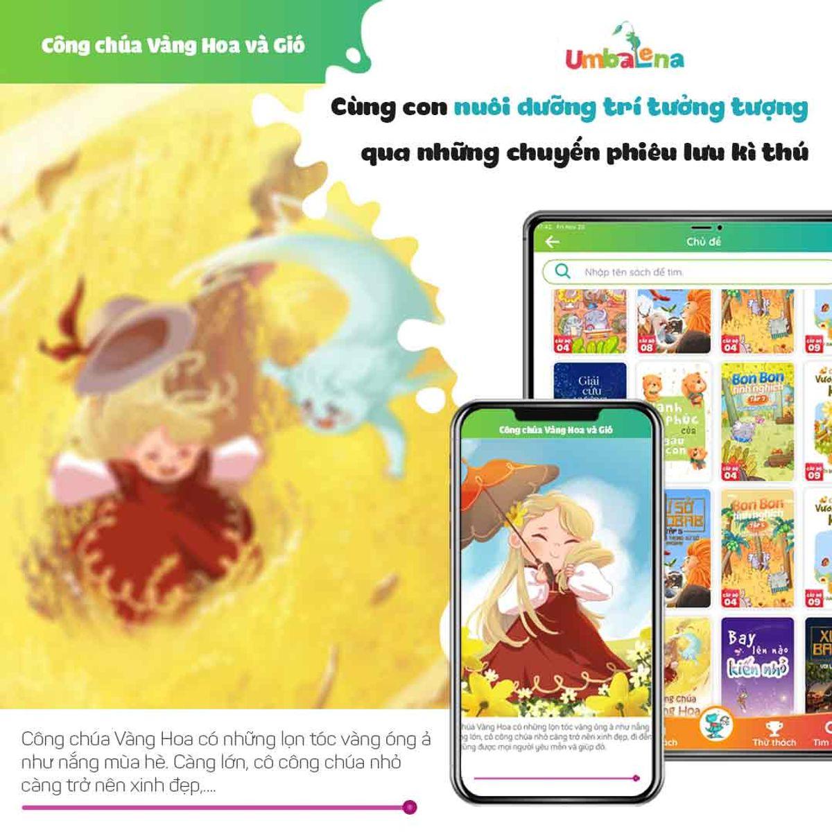 Voucher Gói Việt Anh 5 năm - Umbalena