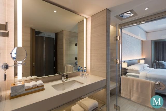 Clark Marriott Hotel 187 Deluxe Room