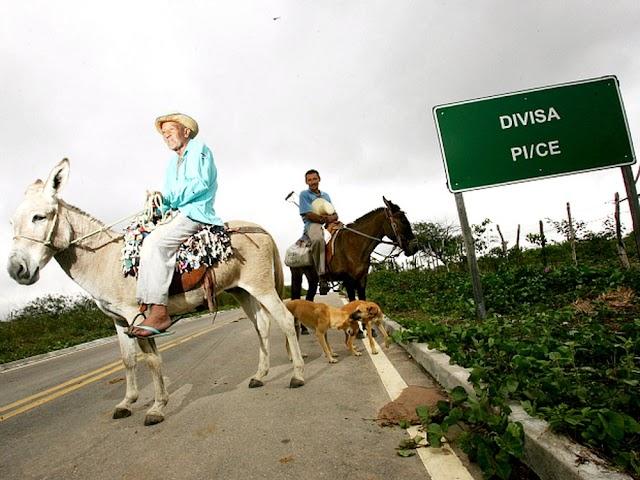 Perícia do Exército vai definir áreas de litígio na divisa entre Ceará e Piauí