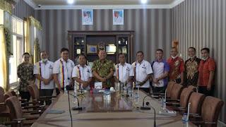 Terima Audensi Panitia Perayaan Jubileum 100 Tahun GPdI Sibolga-Tapteng, Walikota Janji Akan Berikan Fasilitas