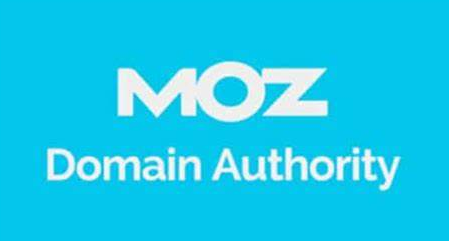gambar Domain authority moz