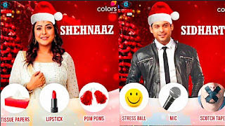 BiggBoss13 christmas एपिसोड