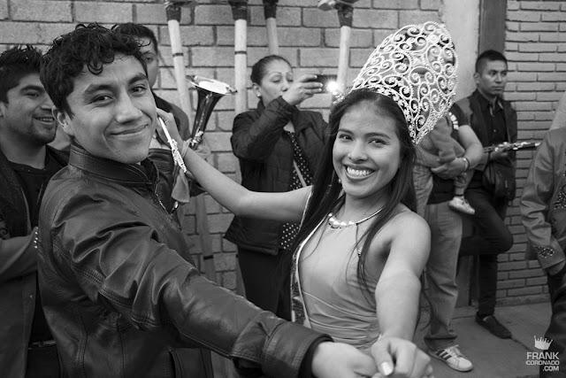 bailable en carnaval de oaxaca