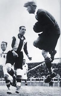 Ricardo Zamora, España, Amberes 1920,