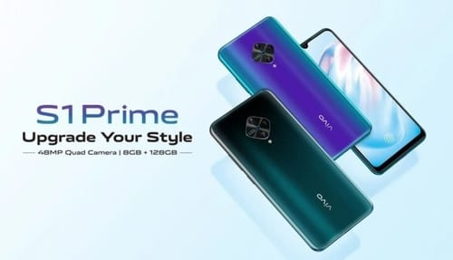 Vivo announces the launch of the S1 Prime at a great price