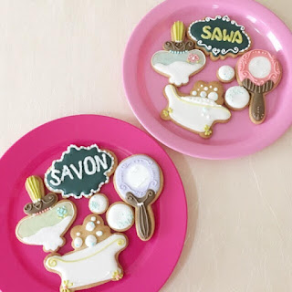非日常的な気分を味わう!大人女子の可愛いレッスン♡アイシングクッキー&リボンを体験