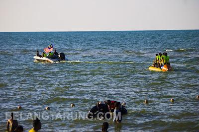 Banana Boat Bukit Keluang