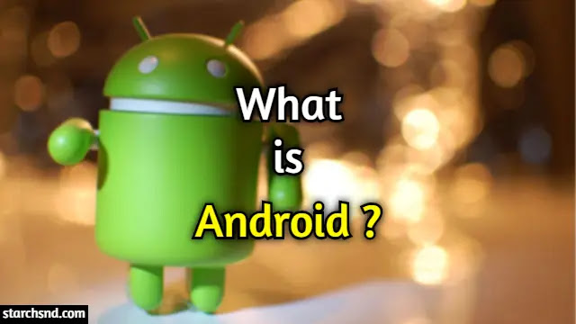 What is Android OS?