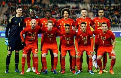 مشاهدة مباراة بلجيكا روسيا