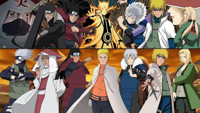 20 Daftar Ninja Konoha Terhebat Dalam Anime Naruto Mblogger
