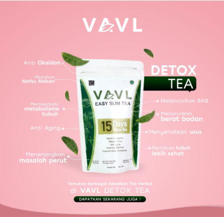VAVL Easy Slim Tea