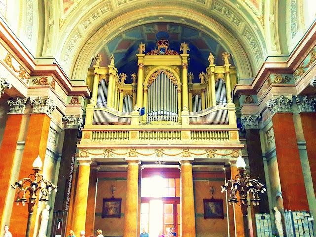 Wspaniałe Organy W Bazylice Arcybiskupów w Egerze na Węgrzech O Niesamowitym Brzmieniu