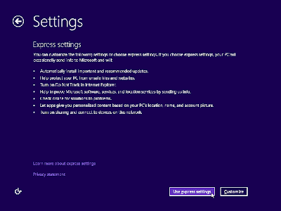 Cara Tutorial Install Windows 8