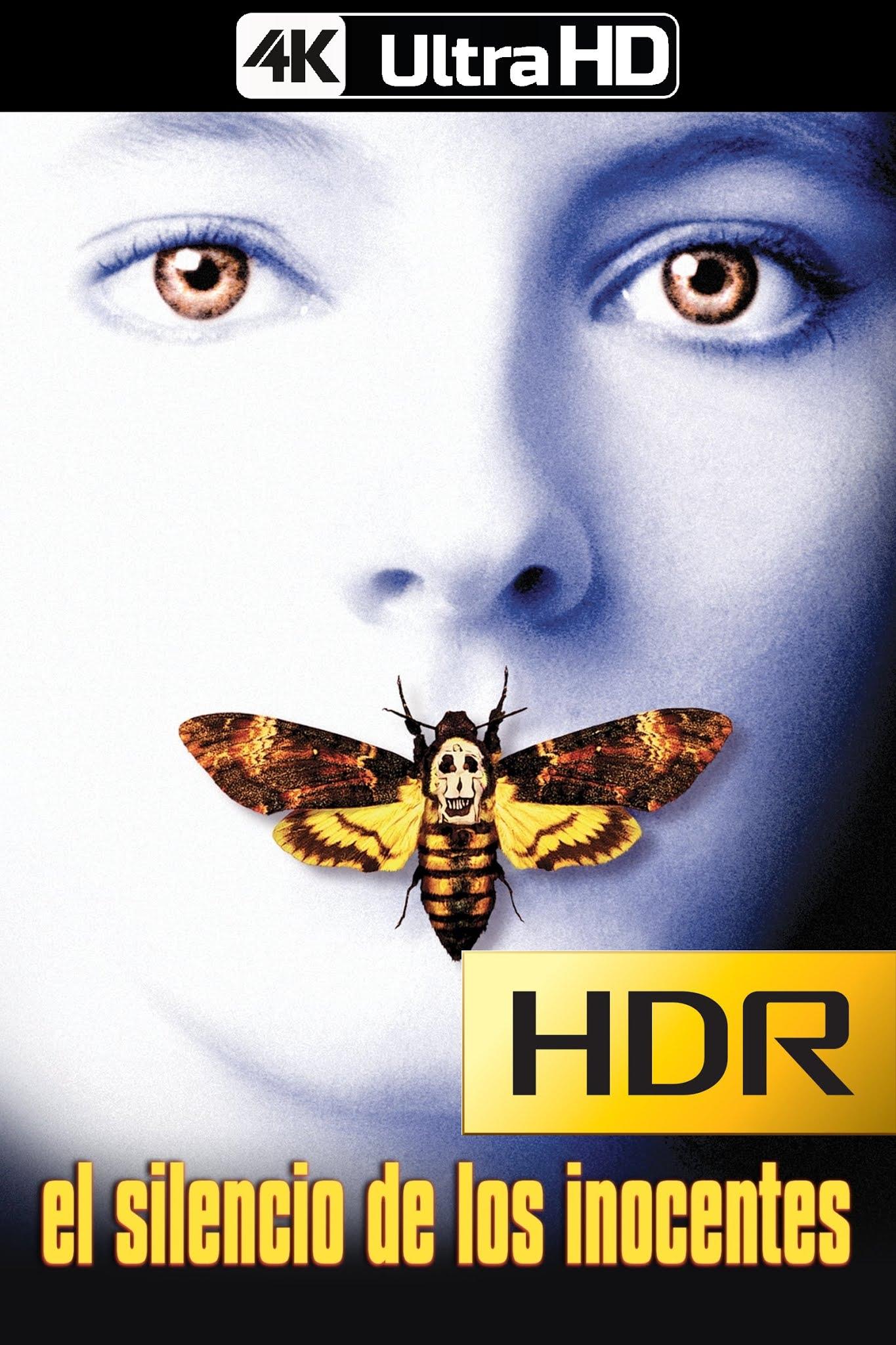 El Silencio De Los Inocentes (1991) 4K UHD HDR Web-DL Latino