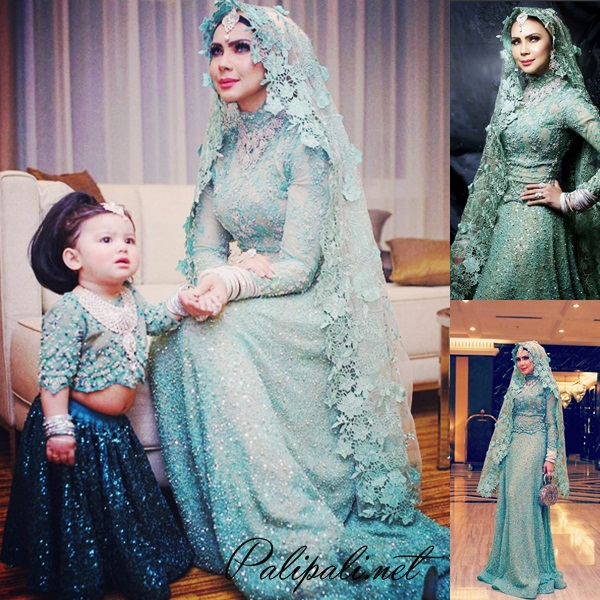 Baju Batik Ala Artis: Infojelita: 17 Cara Design Baju Kahwin Ala Bollywood