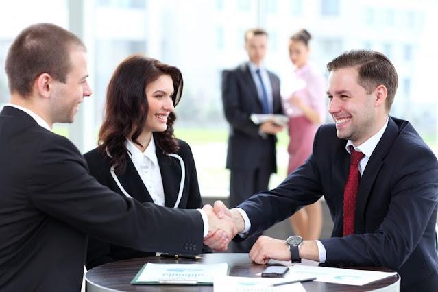 Văn phòng tốt tạo niềm tin tích cực trong mắt khách hàng