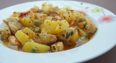 Tavuklu Patates Yemeği Nasıl Yapılır?