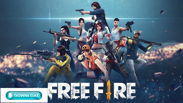 Download Garena Free Fire Game for Pc and Mobile