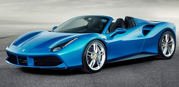 2018 Ferrari 488 Spider Review and Specs Interior Exterior