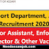 Assam Transport Department Recruitment 2020 apply for 225 Posts