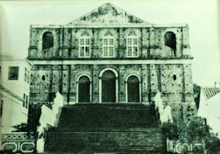 Igreja Nossa Senhora das Dores - Acervo Fotográfico do Museu de Porto Alegre