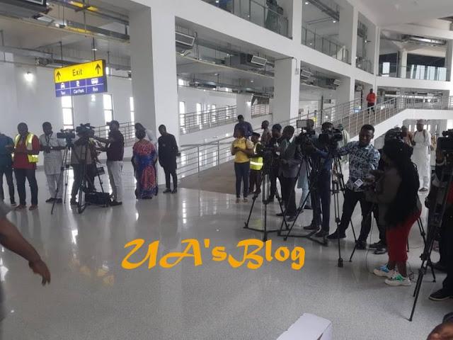DSS operatives whisk El-Zakzaky away on return to Nigeria