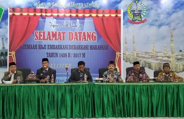 Rombongan Jamaah Haji, Siang Ini Menuju, Selayar