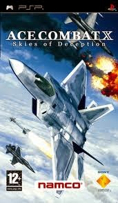 Free Download Ace Combat X Skies Of Deception CSO Games PPSSPP ISO PC Games Untuk Komputer Full Version ZGASPC
