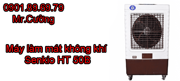 máy làm mát không khí senkio ht55b