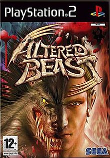 Cheat Project Altered Beast PS2