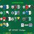 Confira todas as camisas dos clubes do Campeonato Letão 2020