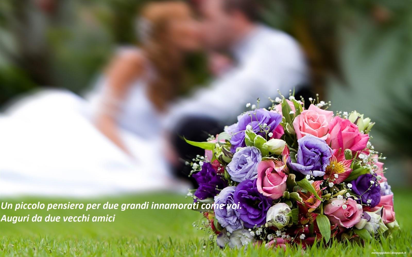 Auguri Matrimonio Telegramma : Frasi matrimonio celebri messaggi dolci