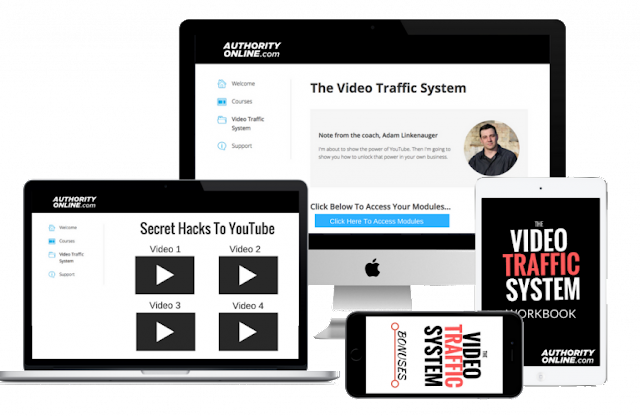 Video Traffic System [SECRET HACKS TO YOUTUBE]