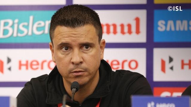FC Goa part ways with Sergio Lobera