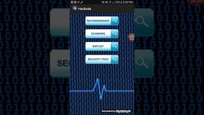 صورة لتطبيق Hackode