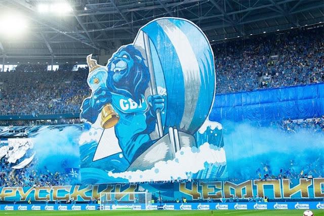 «Зенит» — самый посещаемый клуб чемпионата России