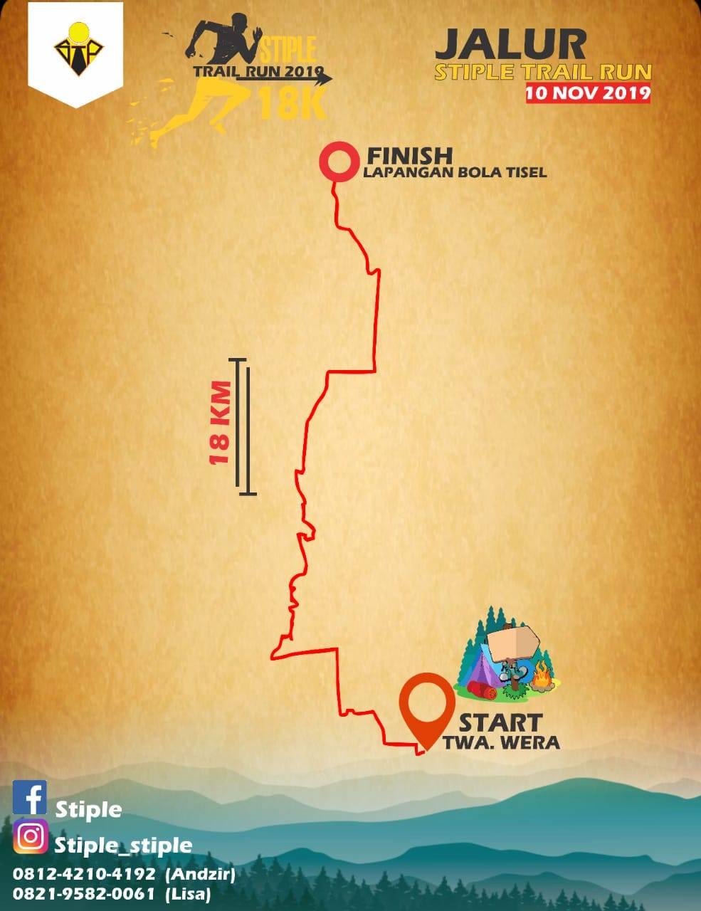 Stiple Trail Run • 2019