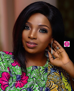 'I will be your side chic for life' - Annie Idibia says as she flaunts her toned body during vacation in Dubai