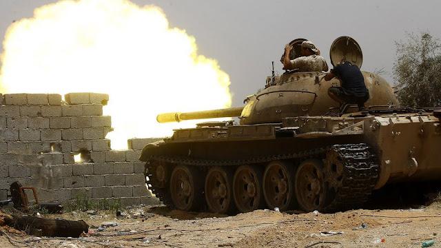 Λιβύη - Βερολίνο: Μια συμφωνία κυρίων με όρους απατεώνων